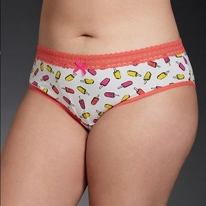 Hipster Popsicle Panties